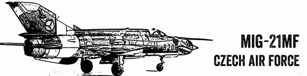 MiG-21Czech