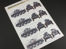 Four marking options in 1/35
