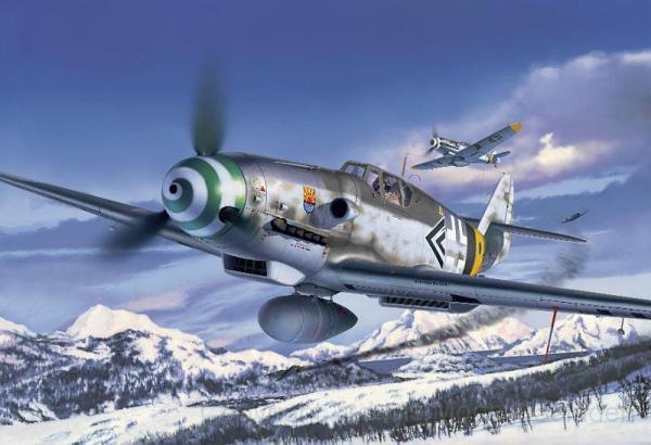 Bf109_G6_Box_Foto_Revell