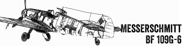 Bf109G-6-LEFT