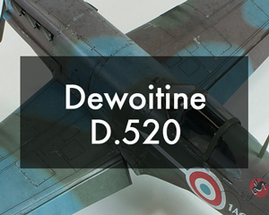 DewoitineD520