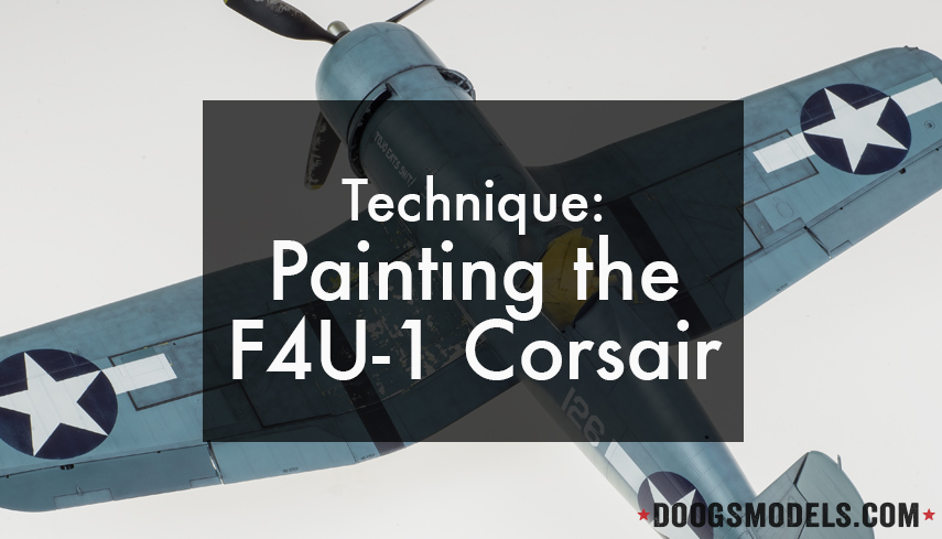 Painting-F4U-1-Corsair