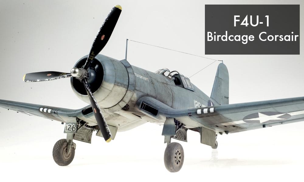 Chance Vought F4u 1 Corsair Doogs Models