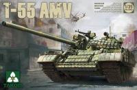 Takom T-55AMV