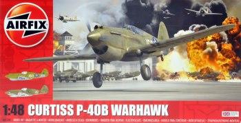 airfix-p-40b