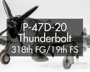 P-47D-20PAF